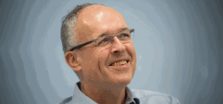 Glialign CEO John Sinden