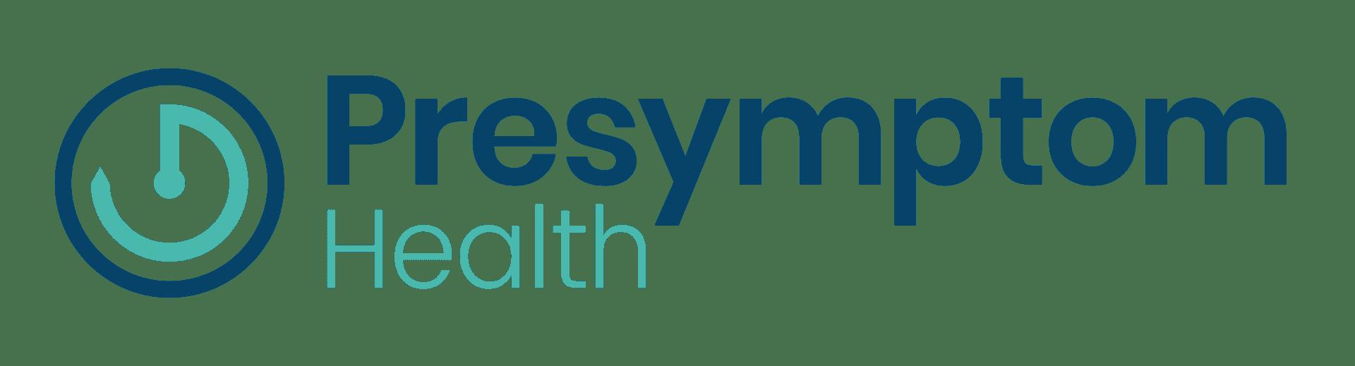 Presymptom Health Logo